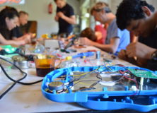 DIY Electronics Course The Hague 03-06-2017